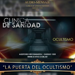 CLINICAS ICV - LA PUERTA DEL OCULTISMO
