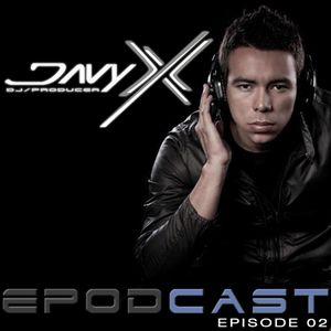 Epodcast Episode 002 / Javy X / 2011.11.26