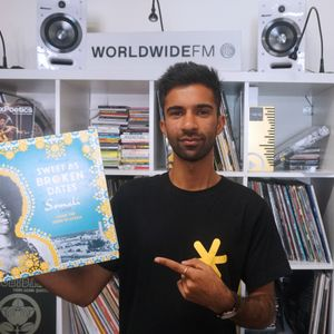 Haseeb Iqbal: Somalia Special with Vik (Ostinato Records) // 21-09-19