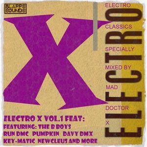 Electro X Vol.1
