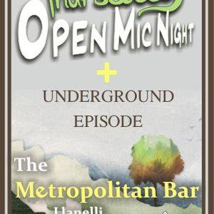 Underground Episode Live @ The Metbar llanelli 19/04/12
