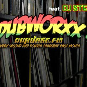 theDUBWORXXshow (steelcutz & genetic.krew) - JUL 09th 2015