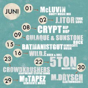 30.06.12 - M. Drysch, live@Butterbrezel, Tübingen (Complete Set)