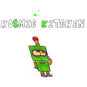 Kosmic Kitchen ´From Outta Space Podcast No 1