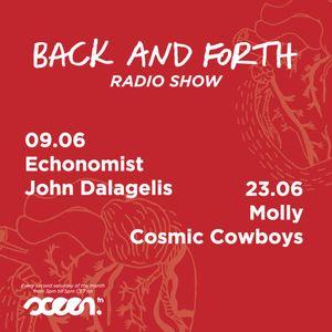 BAF005 Radio Show on Sceen FM: John Dalagelis
