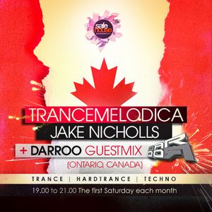 Safehouse Radio TM | February 2018 | Featuring the exclusive session from Canada's finest, DJ Darroo
