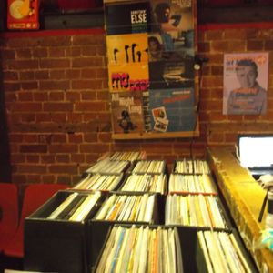 NO ROOM FOR SQUARES 83, PART 2, WITH VINTAGE VINYL AT MILK, READING, 1/4/15