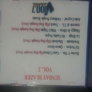 Dj Eleazar - Sunday Blaza Mix 2  (2005)