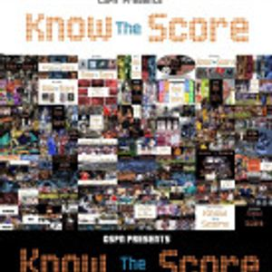 CSPN Presents Know the Score: First Anniversary