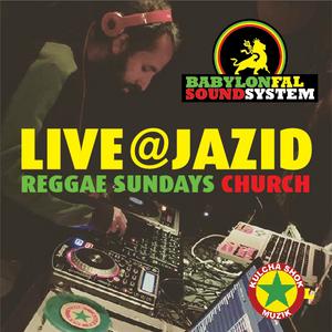 Live @ Jazid (Kulcha Shok Reggae Sundays aka Church)