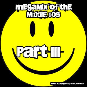 Megamix of the middle 90ties Part 3 - mixed by Sascha Milde