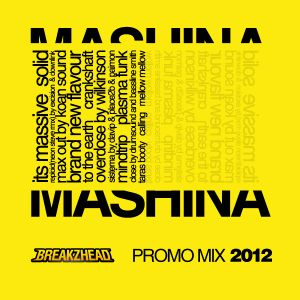 BreakZhead - MASHINA mix 2012