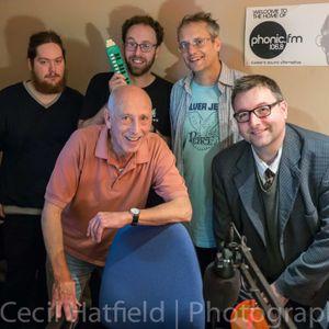 The Respect Show on Phonic FM 10/12/16: Croydon Tourist Office Live