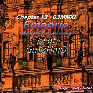 Chapter13 Emporio 03MMXI @(ô;ô)@