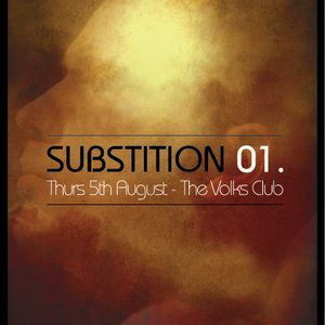 Substition Promo Mix - Minimal Rolling Drum and Bass Set