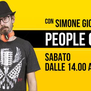 People of the night 040818 con Simone Gioiella