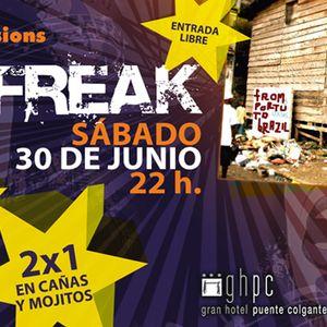 "VINILO´S SUPERSESSIONS VOL. 2 Go Freak! ""From Portu to Brazil"""