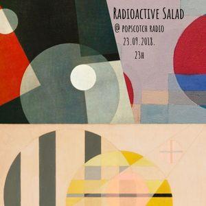 radioactive salad #54 (popscotch radio, 23.09.2018.)