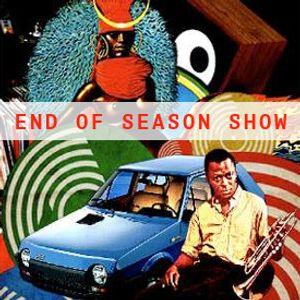 Ritmo Radio Show - best of 2015 so far (end of season show)