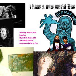 I Hear a New World Podcast 8 - November 2008