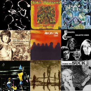 Rock Legends: 5 x 5 [1968 to 1974] A South African Classic Rock Mix