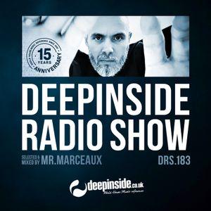 DEEPINSIDE RADIO SHOW 183 (Carla Prather Artist of the week)