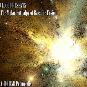 The Molar Enthalpy of Bassline Fusion