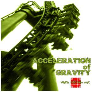 ACCELERATION of GRAVITY - HARD TECHNO mix