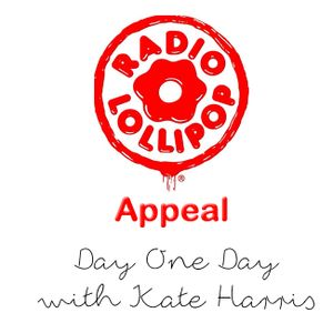 Radio Lollipop Launch Day with Kate Harris