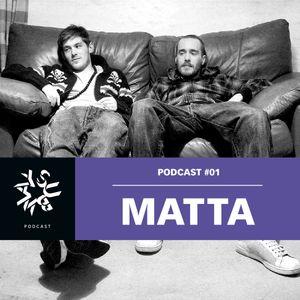 Subway Music Podcast #01 - Matta