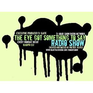 The Eye Got Something to Say Show (MLK Tribute) with Tomeka Winborne