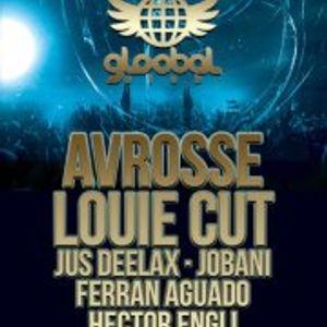 AVROSSE @ SUNLIFE REYES FESTIVAL at GLOOBAL cLuB (6ENERO2013)