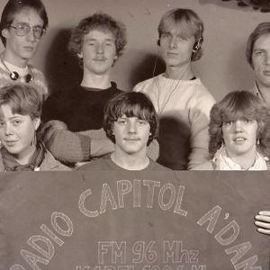 Radio Capitol A.dam met Pasen maraton aircheck deel 2