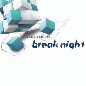 milKyman - Zero f.e.m. Break Night vol. 01
