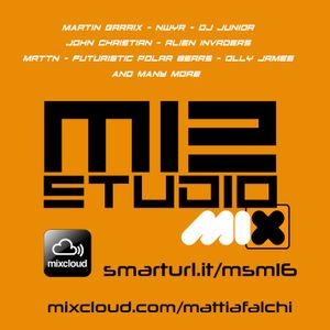 Mattia Falchi M12 STUDIO MIX 2018-09-30
