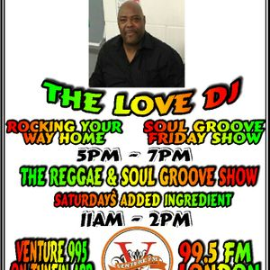 03 03 2017 R.Y.W.H SOUL GROOVE FRIDAY SHOW