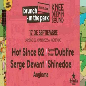 Dubfire - Live @ Bruch-In The Park (Barcelona) - 17-09-2017