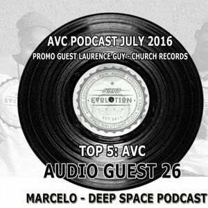 AVC Podcast July 2016 - Audio Guest 26 by Marcelo Tavares