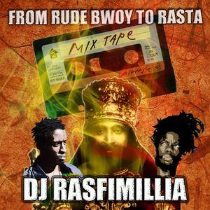 """From Rude Bwoy to Rasta"" Charity Mixtape CD"