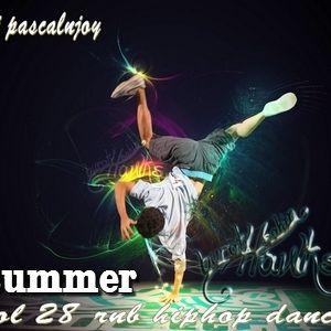 dj pascalnjoy vol 28 summer rnb hip hop dance 2017