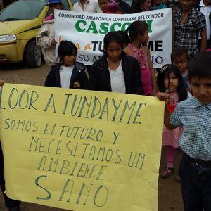 COMUNIDAD INDIGENA CASCOMI PRESENTA PROPUESTA SOSTENIBLE AL PAIS EN VEZ DE PROYECTOS EXTRACTIVOS