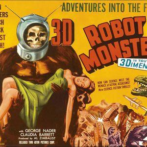 Teaching Robot - Monsters Part 2