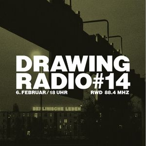 drawing radio #14 / radio woltersdorf