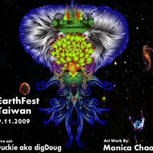 Live dj set @ EarthFest 09.2009