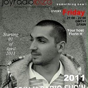 Florin H @ Joy Radio Ibiza (20.05.2011)