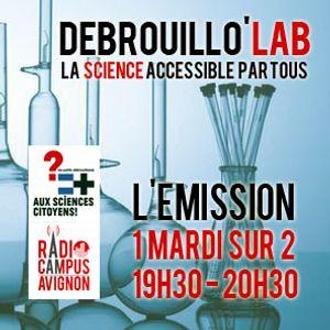 Débrouillo'Lab #18 avec Gilles Garson - 04/11/2014