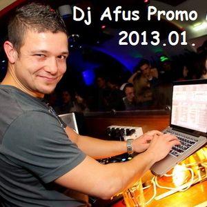 2013.01 - Dj Afus Promo Mix January