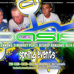 Dj. Ozone - Mc. Tazo - Oasis Under 18's - 27.2.07
