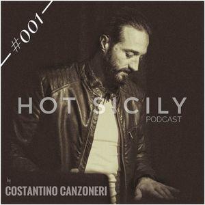 Costantino Canzoneri - Hot Sicily Podcast #001