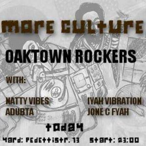 aDUBta´s vinyl selection @ More Culture! Oaktown Rockers 05.06.2013